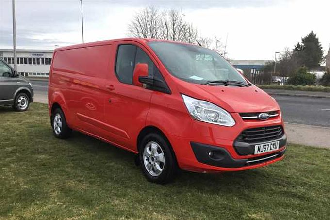 Ford Transit Custom 2.0TDCi 130PS 290 L2H1 Limited