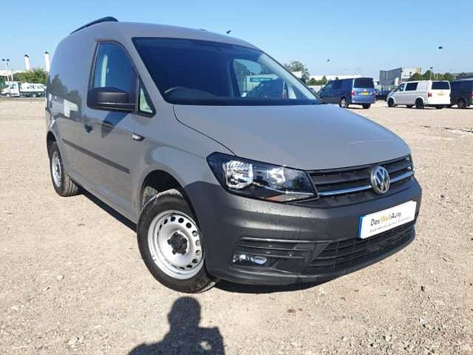 Volkswagen Caddy 2.0TDI 102PS Startline - Business Pack